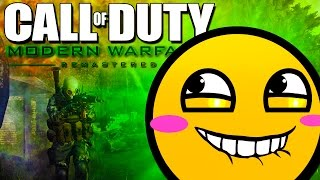 Download How to Win a 1v5!! - Call of Duty Modern Warfare Remastered! Video