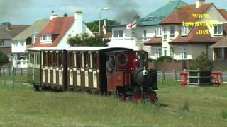 Download Hayling Island Light Railway Video