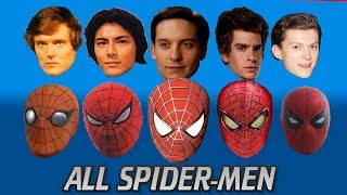 Download EVERY SPIDER-MAN ACTOR EVER (UPDATED) From the 70s to Tom Holland's Spider-Man Homecoming 2017 Video