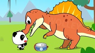 Download Baby Panda Dinosaur Planet - Kids Learn About Dinosaurs - Babybus Educational Videos Games for Kids Video