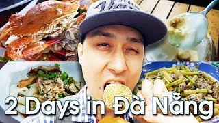 Download TONS OF FOOD & FUN in DA NANG! | PART 1 of 2 | DA NANG & HOI AN TRAVEL VLOG Video