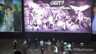 Download [FanCam] 161223 Got7 in Manila 'Name that Action' Game Yugyeom Focus Video