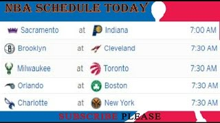 Download NBA BASKETBALL SCHEDULE TODAY 2017 | FRIDAY Video
