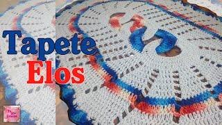 Download Tapete Elos em Crochê Video