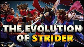 Download The Evolution Of Strider | Hiryu to Zeku ( 1989 - 2017 ) Video