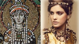 Download Teodora a Santa Prostituta da Igreja Católica - Imperatriz de Bizâncio - Full HD - Santa Sofia Video