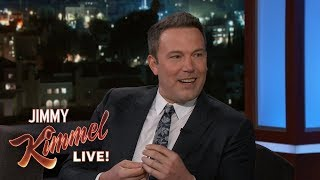 Download Ben Affleck's Son Doesn't Love the Patriots Video