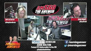 Download Chicago's Morning Answer - John Bolton - June 23, 2017 Video
