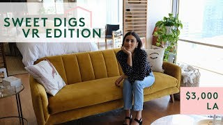 Download What $3,000 Will Get You In L.A. | Sweet Digs VR 360 | Refinery29 Video