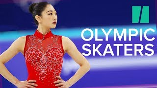 Download Team USA's Figure Skating Olympians Video