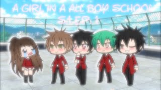 Download A Girl in a All Boy School ~ EP:1~Gachaverse Video