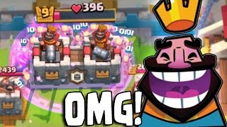 Download INSTANT WIN! ABSURD 2v2 CLAN BATTLE DECK!! Clash Royale How To Win 2v2 Matches Fast!! Video
