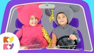 Download МАШИНКА 2 - КУКУТИКИ - Продолжение самой популярной развивающей детской песни про машины и животных Video