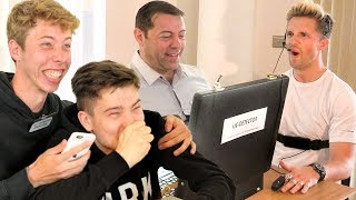 Download REAL LIE DETECTOR WITH MARCUS BUTLER & WILL NE (PERSONAL) Video