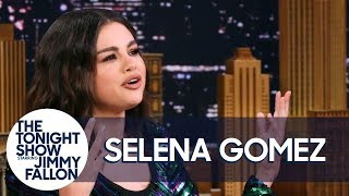 Download Selena Gomez Reveals What Bill Murray Kept Whispering to Her at Cannes Video