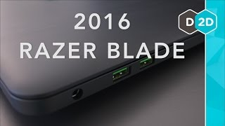 Download 2016 Razer Blade Review - The Best Gaming Laptop? Video