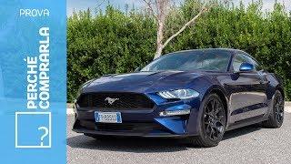 Download Ford Mustang (2018)   Perché comprarla... e perché no Video