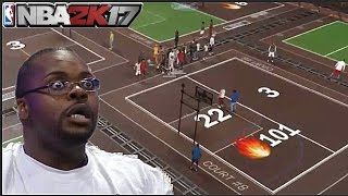 Download 100 GAME MYPARK WIN STREAK GETS SNAPPED!!!! NBA 2K17 Video