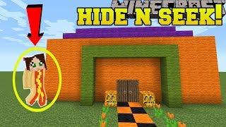 minecraft mini game download hide and seek
