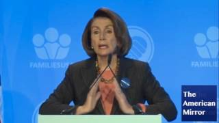 Download Nancy Pelosi repeats words, tells audience to clap, Kasich 'gov of Illinois' Video