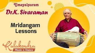 Download Umayalpuram K.Sivaraman - Mridangam Lessons Video