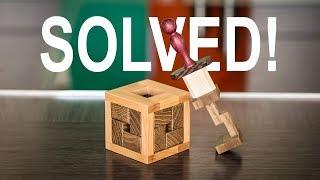 Download The IMPOSSIBLE Excalibur Puzzle vs. Mr.Puzzle! Video