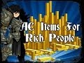 Download AQW AC Non-Mem Items for Rich People Video