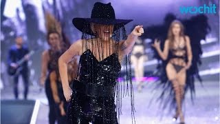 Download Lady Gaga's Outfits At The Victoria's Secret Fashion Show Video