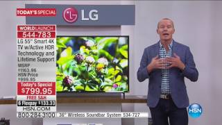 Download HSN   LG Electronic Connection 03.26.2017 - 09 AM Video