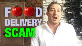 Download Food Delivery Order Scam Video