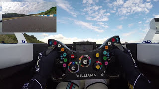 Download F1 cockpit cam: See the driver at work Video