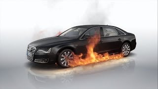 Download Audi A8 L Security Gadgets    Most Secure Audi Ever Video