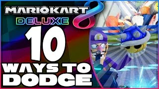 Download 10 Ways To Dodge A Blue Shell In Mario Kart 8 Deluxe! Video