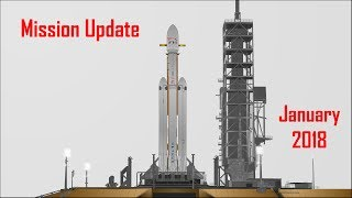 Download Mars Mission Update: January 2018 Video