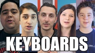Download What Keyboards Do We Use? | Youtuber Edition Video