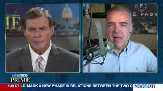 Download Newsmax Prime | Joe Pags with his reaction to President Elect Trump Video