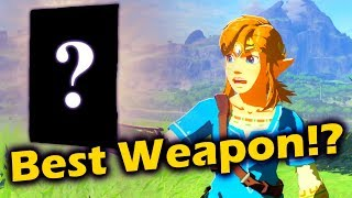 Download The ACTUAL Best Weapon in Breath of the Wild!? Video