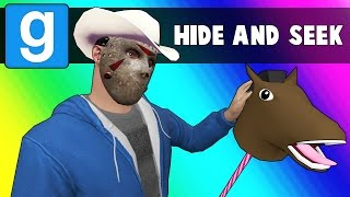 Download Gmod Hide and Seek - Cowboy Edition! (Garry's Mod Funny Moments) Video