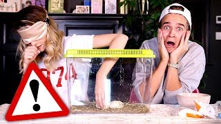 Download WHAT'S IN THE BOX WITH MY SISTER! Video