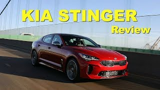 Download 2018 Kia Stinger – Review and Road Test Video