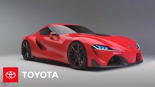 Download Toyota FT-1 Tour: Concept Car Overview | Toyota Video