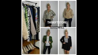 Download GOODWILL SUPER HAUL ROPA DE SEGUNDA MANO Thrift ideas parte #1 Video