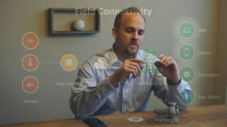 Download Powerful Augmented Reality Experiences with Internet of Things Video
