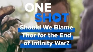 Download Is Thor to Blame for Ending of Avengers: Infinity War Video