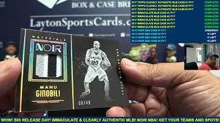 Download 2016-17 Panini Noir Basketball 4 Box Case Break #1 - PYT Video