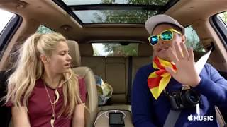 Download Carpool Karaoke: Shakira + Trevor Noah Video