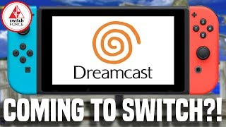 Download Dreamcast Games Coming To Switch!? Video