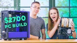 Download My First PC Build with Austin Evans !!!! Video