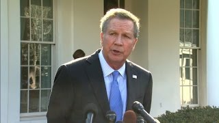 Download Kasich after meeting Trump: I'm optimistic Video