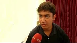 Download How smart is this 17-year-old? He topped IIT entrance exam Video